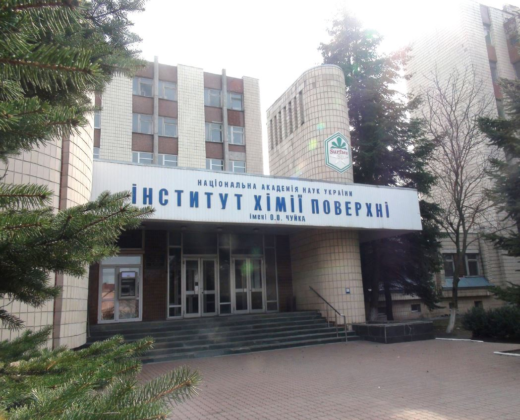 Chuiko Institute of Surface Chemistry of National Academy of Sciences of Ukraine