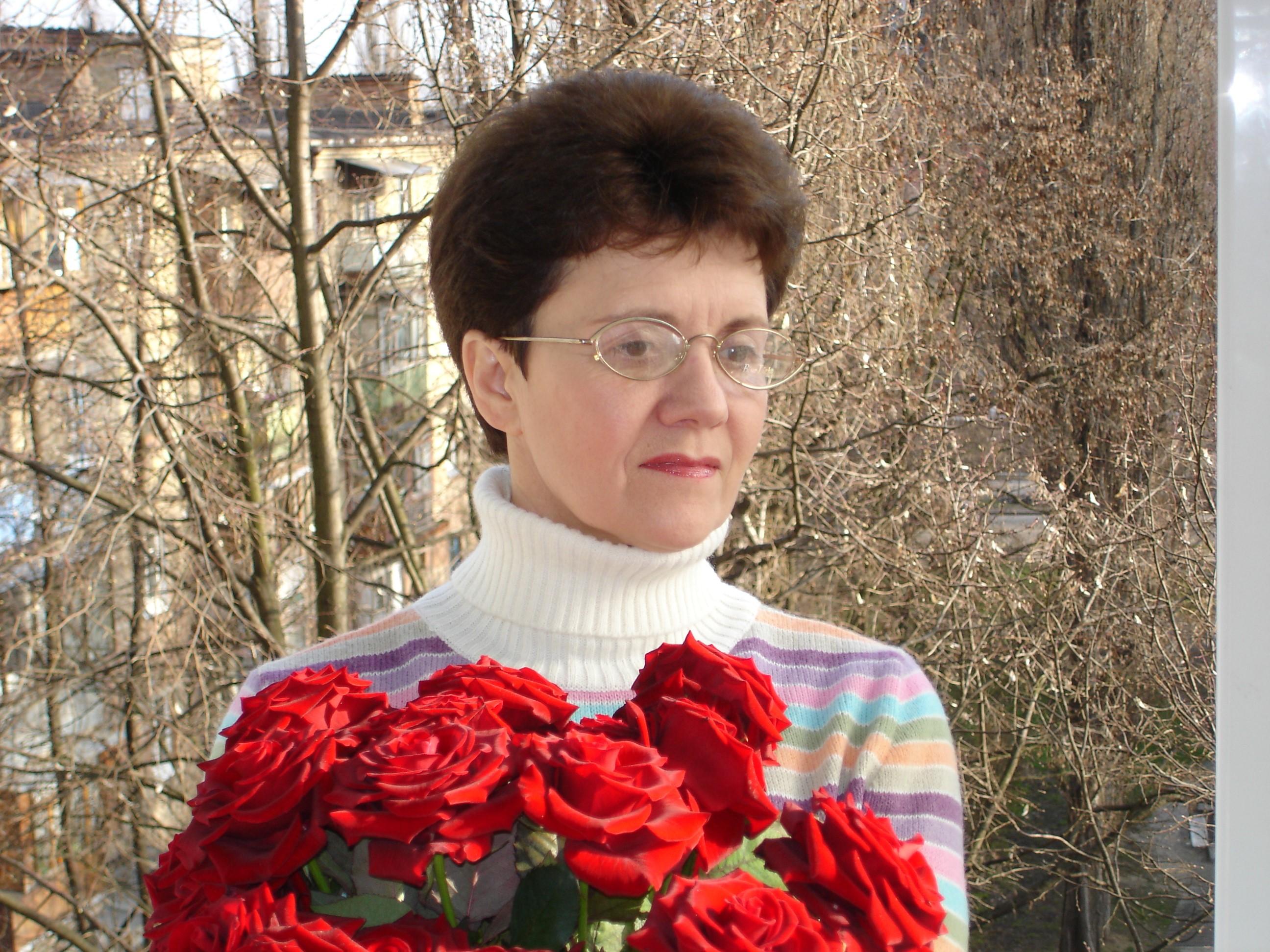 65-річчя доктора хімічних наук Н.М. Власової